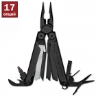 Мультитул LEATHERMAN Wave-Black, чехол MOLLE