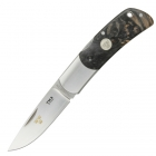 "Fallkniven TK3bq Нож ""Tre Kronor Folder"" black quince"