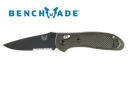 """Benchmade 551SBKOD Нож """"Pardue Axis Olive"""""""